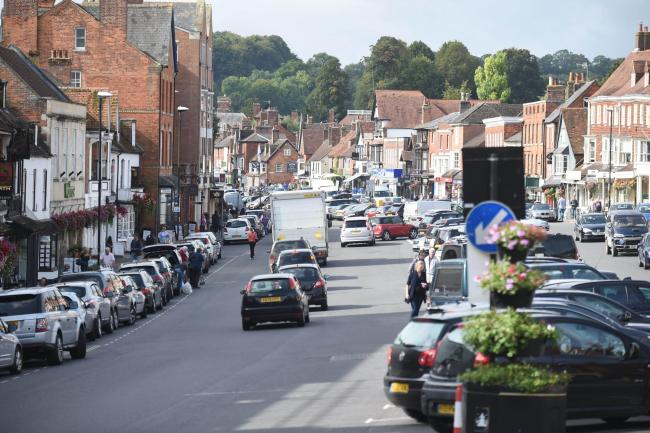 The Neighbourhood Plan will affect villages around Marlborough as well as the town centre