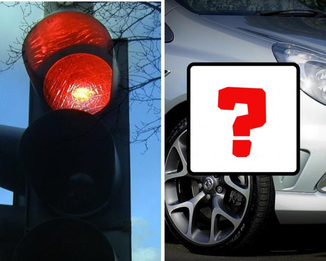Drivers of THIS car model run more red lights in Wiltshire than any other