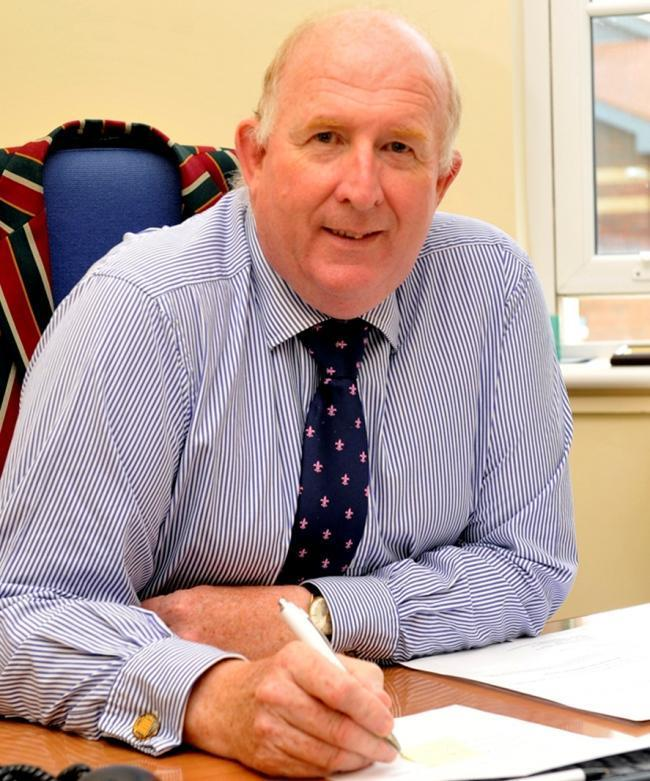 Police and Crime Commissioner Angus Macpherson