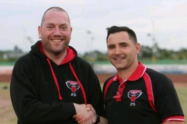 Swindon Robins and Sprockets co-promoter Lee Kilby