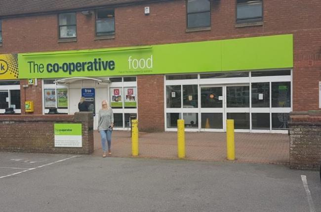 The Co-operative store in Old Town. Picture: GOOGLE MAPS