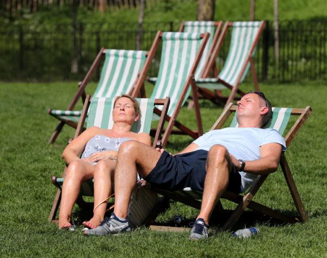 SWINDON WEATHER: Heatwave to bring temperatures of 30C