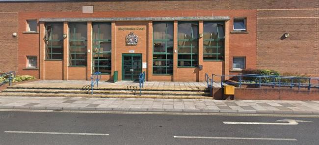 A man will appear at Swindon Magistrates Court this morning. Photo: Google Street View