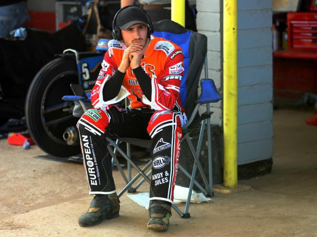 Ellis Perks has settled in well after joining the Swindon Robins side in the early stages of the 2019 season