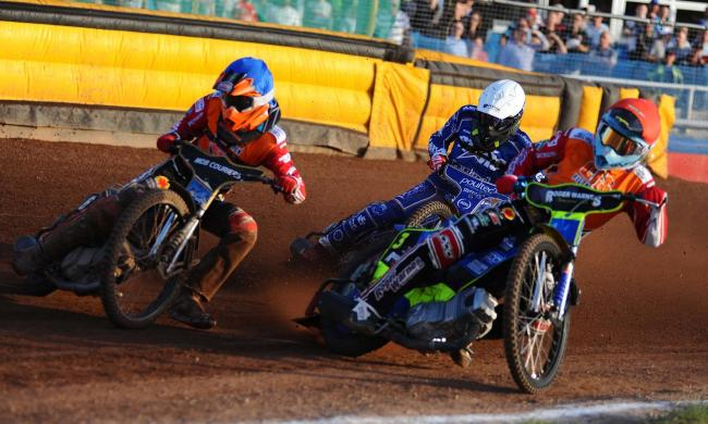 A meeting  to decide what is next for the speedway season is currently scheduled to take place on April 15 