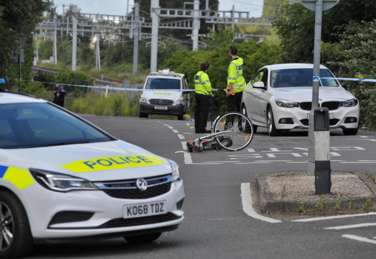 Motorist arrested for drug driving after cyclist
