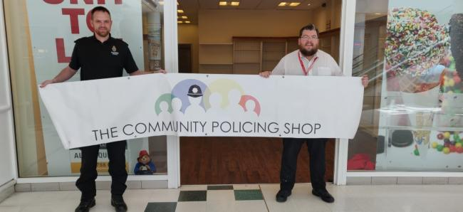 Community Policing Shop