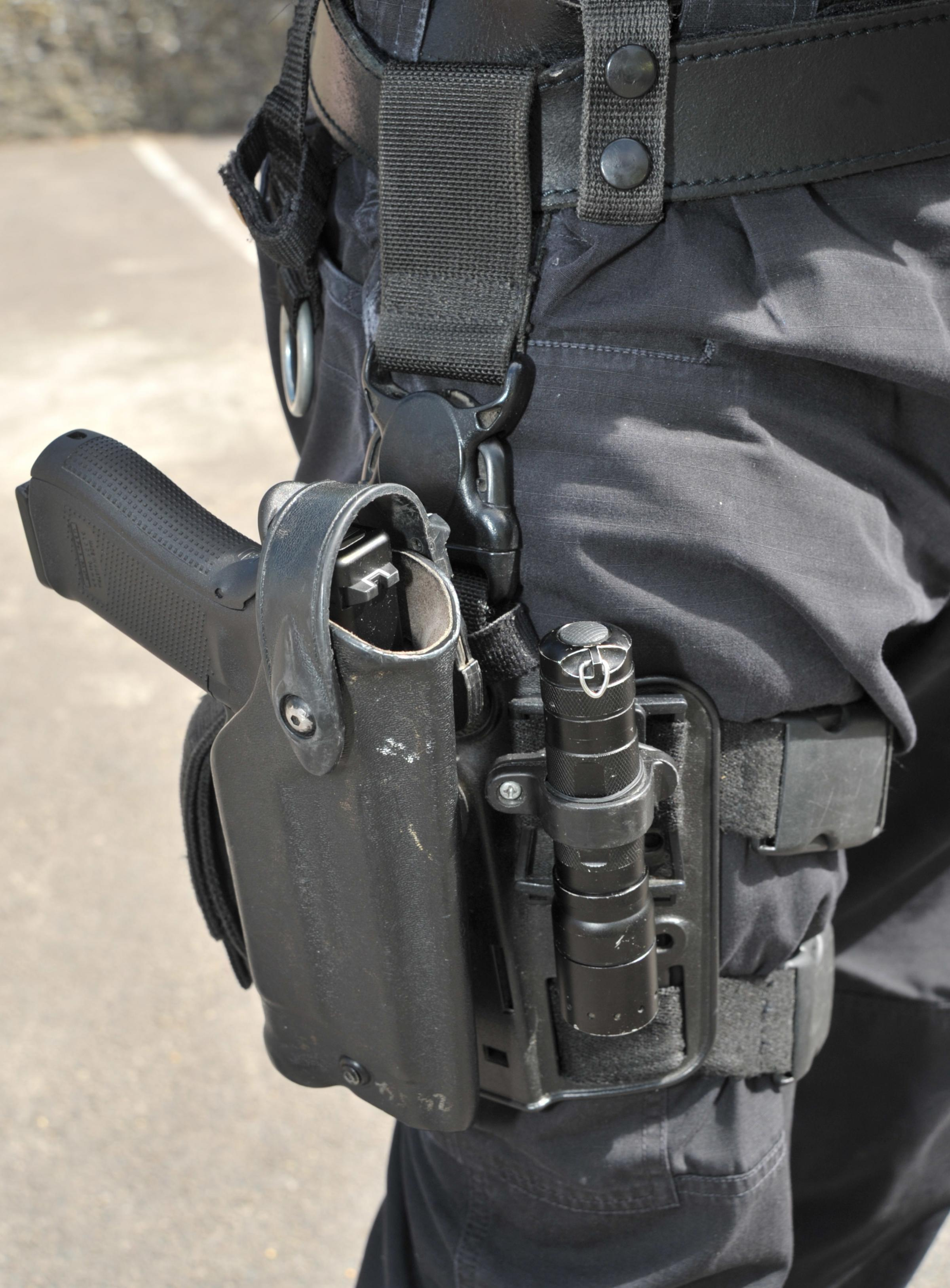 Gun reports to the police in Wiltshire hit 11-year high
