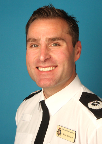 Wiltshire's s Chief Constable Keir Pritchard speaks out