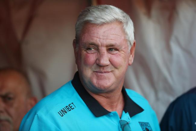 Steve Bruce is the new man in charge at Newcastle