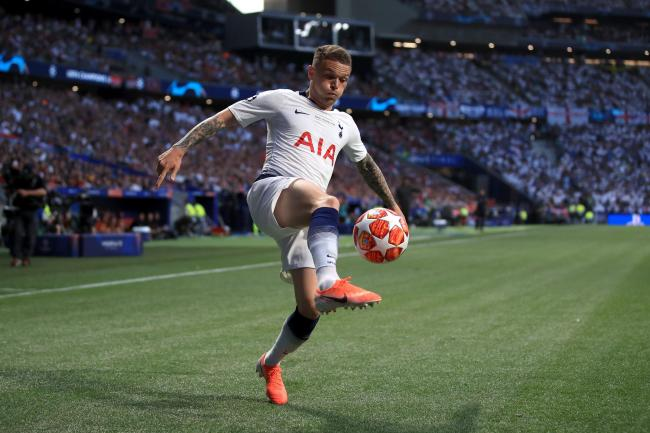 Kieran Trippier is set to leave Tottenham to join Atletico Madrid.