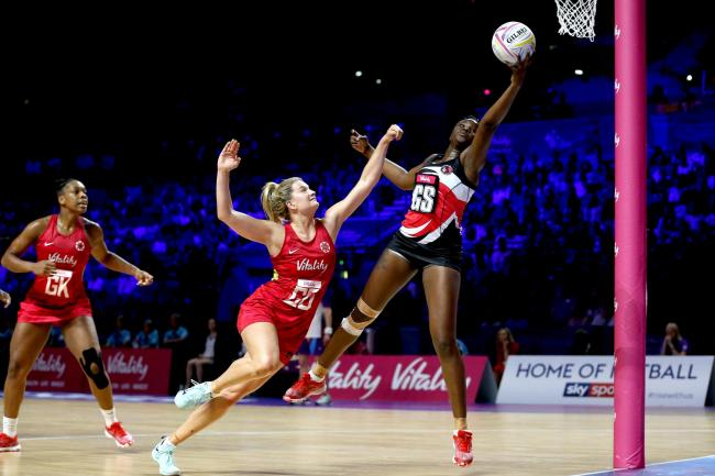 Tracey Neville believes England are ready to face South Africa after beating Trinidad & Tobago