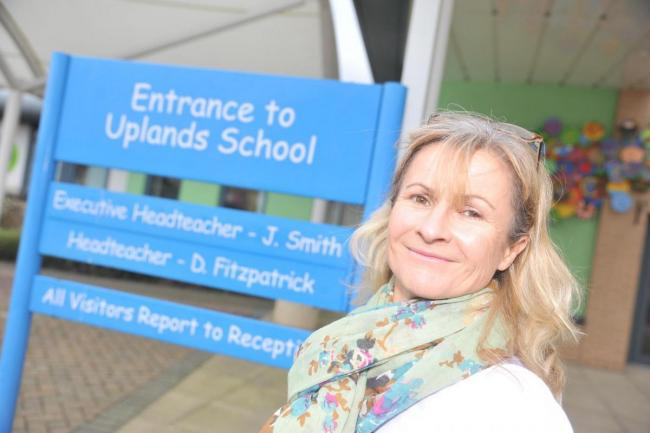 Jackie Smith, chairman of the Swindon Schools' Forum, is worried about 'catastrophe'