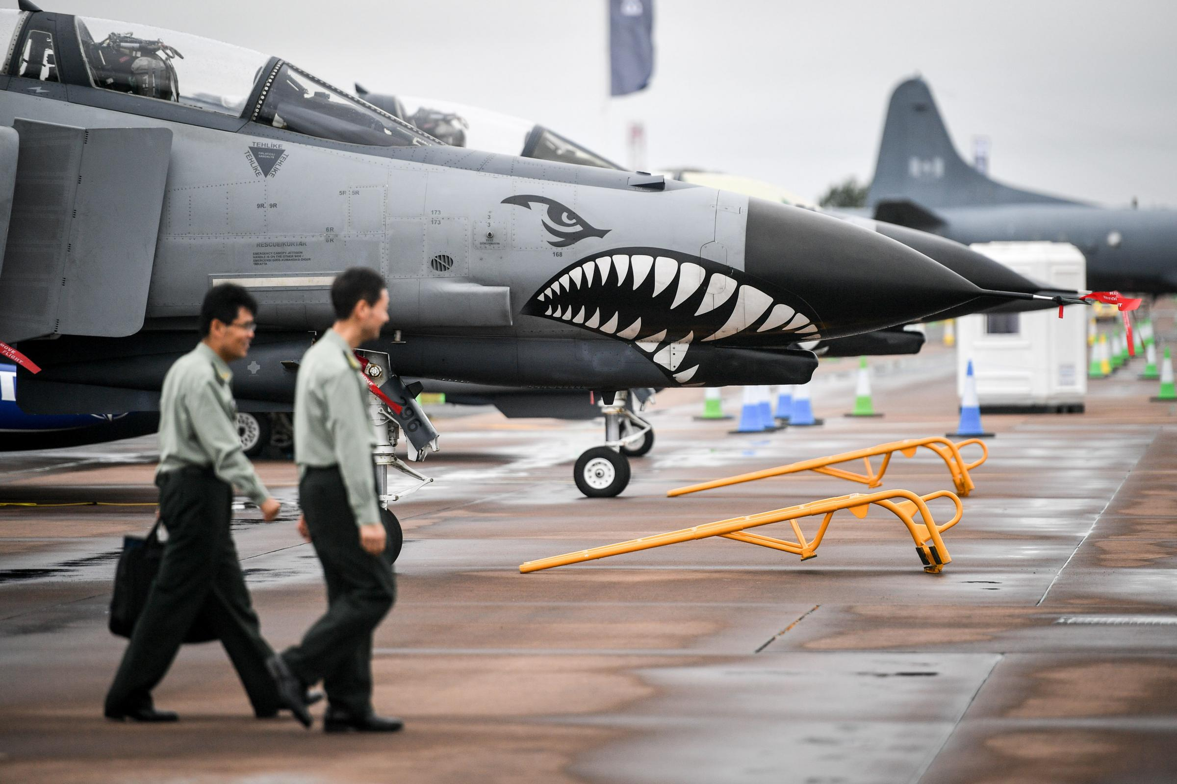 RIAT 2019: Everything you need to know about day 3 (including when the Red Arrows are flying)