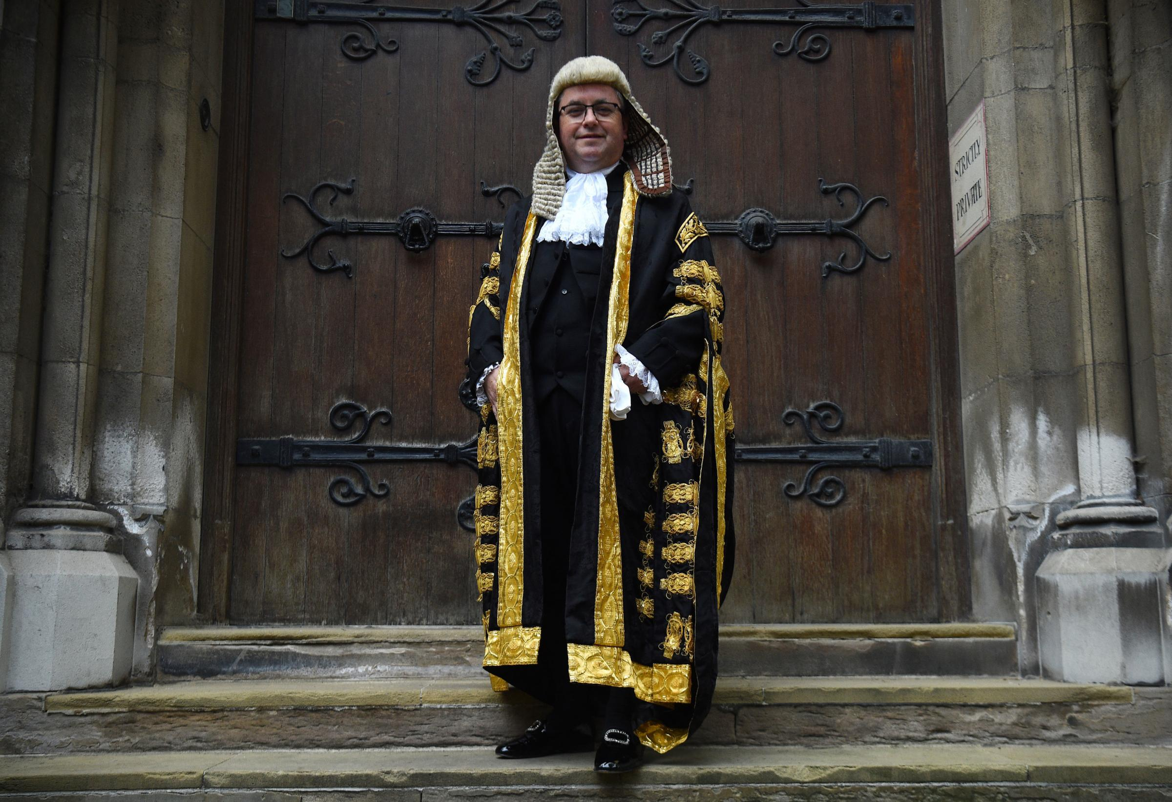 Swindon MP Robert Buckland's the new Justice Secretary (and he's got a big task ahead of him)