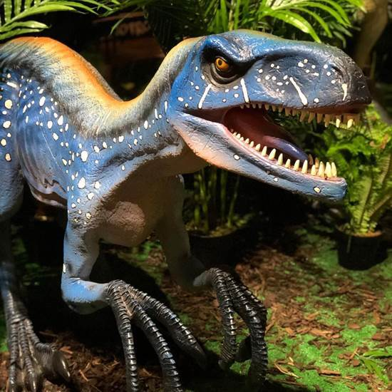 Dino Discovery activity in Swindon for families