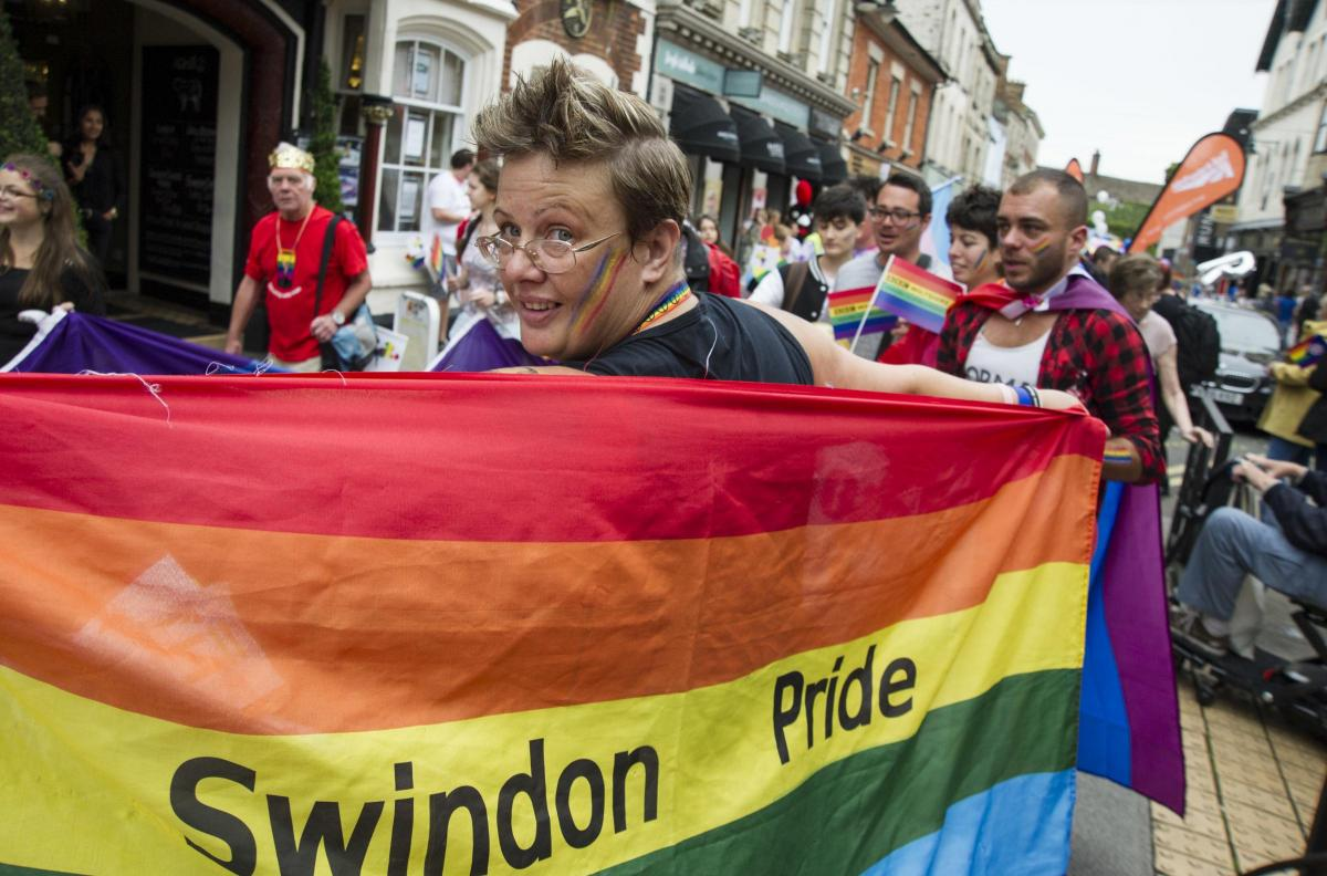 All you need to know about Swindon and Wiltshire Pride