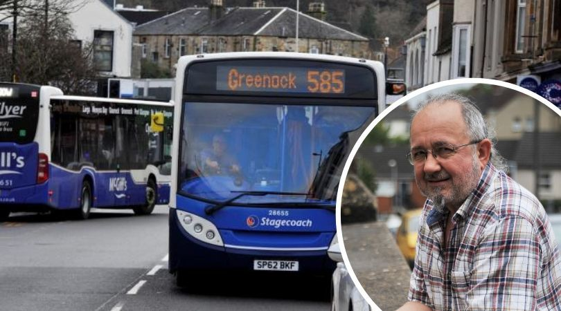 Passenger is fed-up as buses have heating on during summer