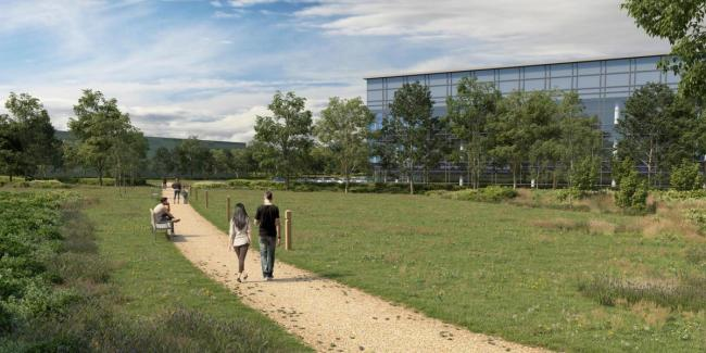 How the 'science park' could look