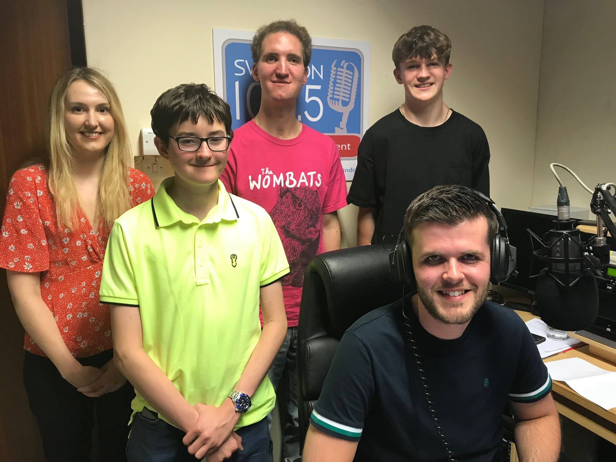 Swindon 105.5 radio station's Youth Matters show moves to new timeslot