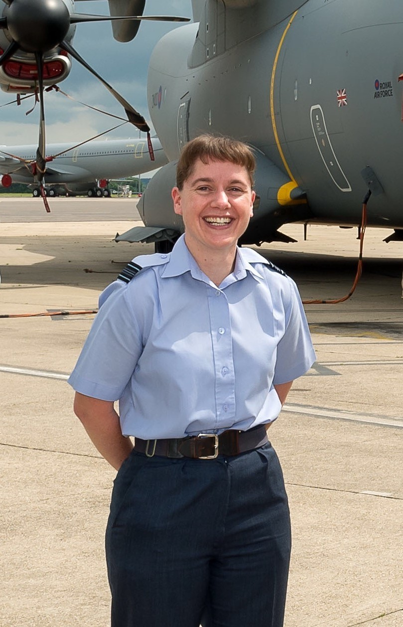 Ex-RAF officer is ready to fly high with new career as financial planner