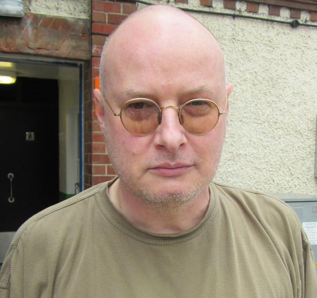 Andy Partridge.
