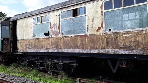 Police launch investigation after spate of criminal damage at Swindon and Cricklade Railway