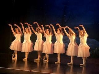 Teenager realises dream of dancing in English Youth Ballet's Swan Lake