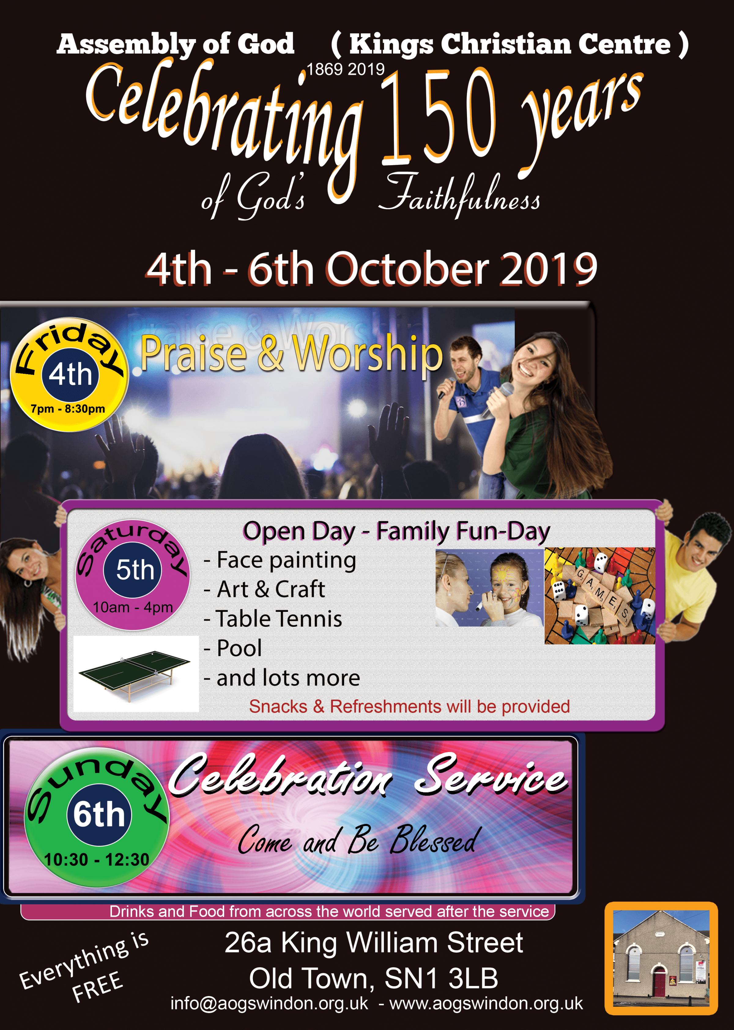 Family Fun Day and Other Activities