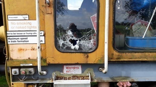 Railway supporters rally to help pay for repairs - but volunteer fears vandals could return