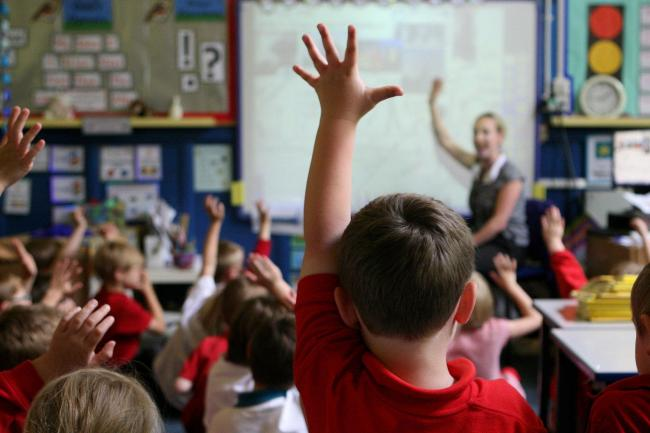 Reading tests revealed that pupils with English as a second language are performing better