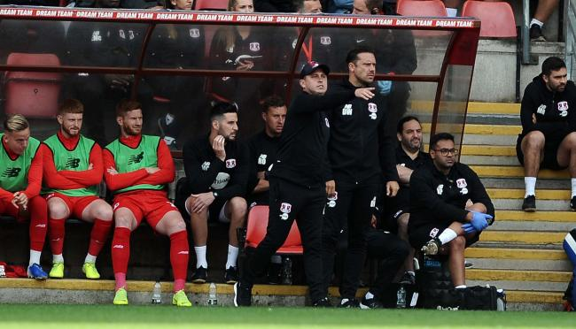 Embleton takes 'full responsibility' for Orient's first half performance, and admires Wellens' Town squad