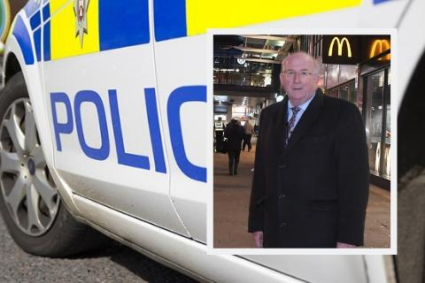 Wiltshire Police and Crime Commissioner Angus Macpherson Picture: CALYX