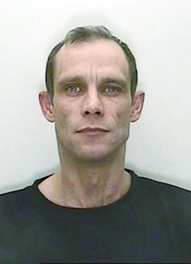 Christopher Halliwell Picture: WILTSHIRE POLICE
