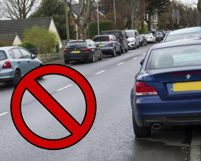 Parking on the pavement could FINALLY be banned