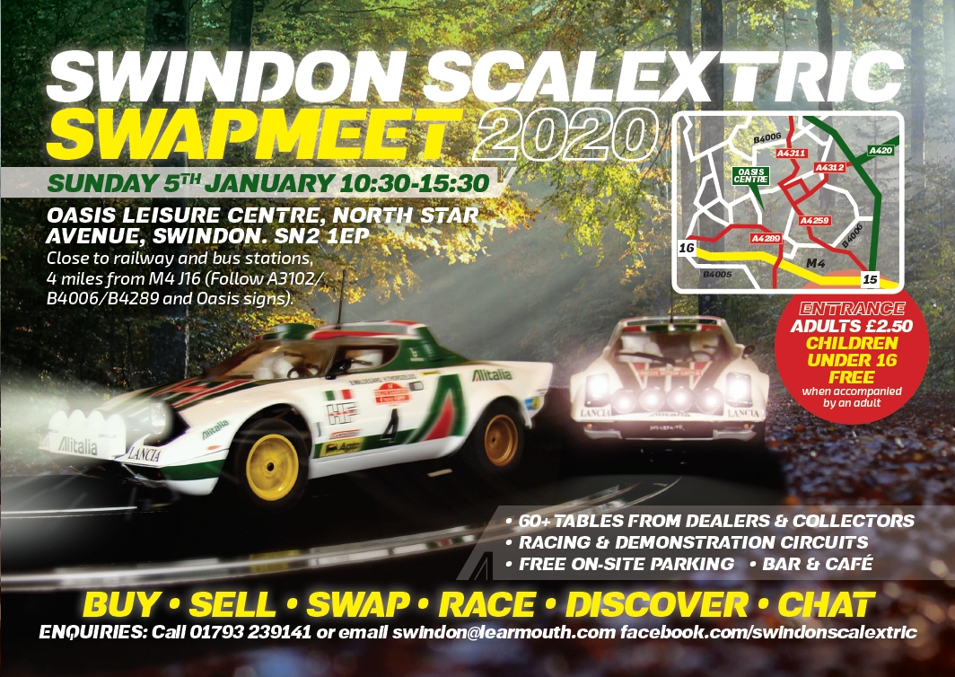 Swindon Scalextric Swapmeet