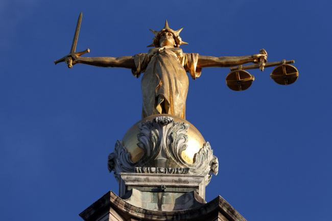 Figures show prosecutions for rape in England and Wales have slumped