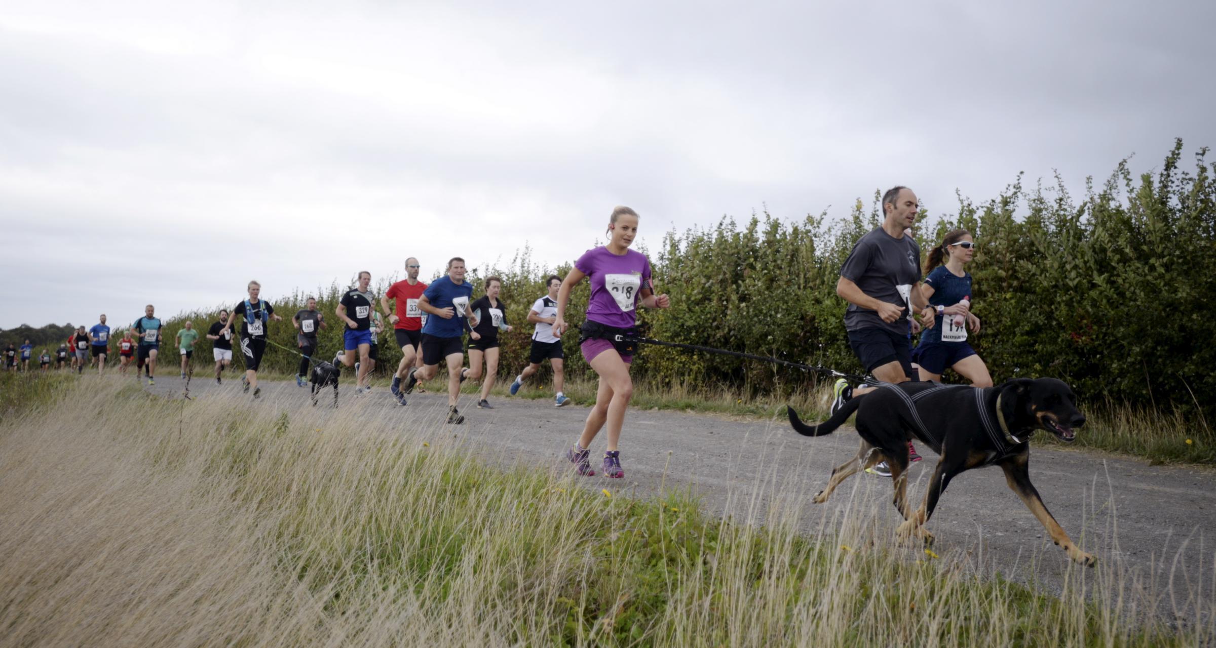 Hackpen Hill 10km run returns