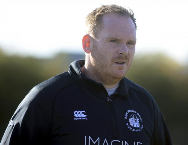A win for head coach Alan Low and his Royal Wootton Bassett side at Old Patesians this weekend could help them finish 2019 at the top of the South West One East table