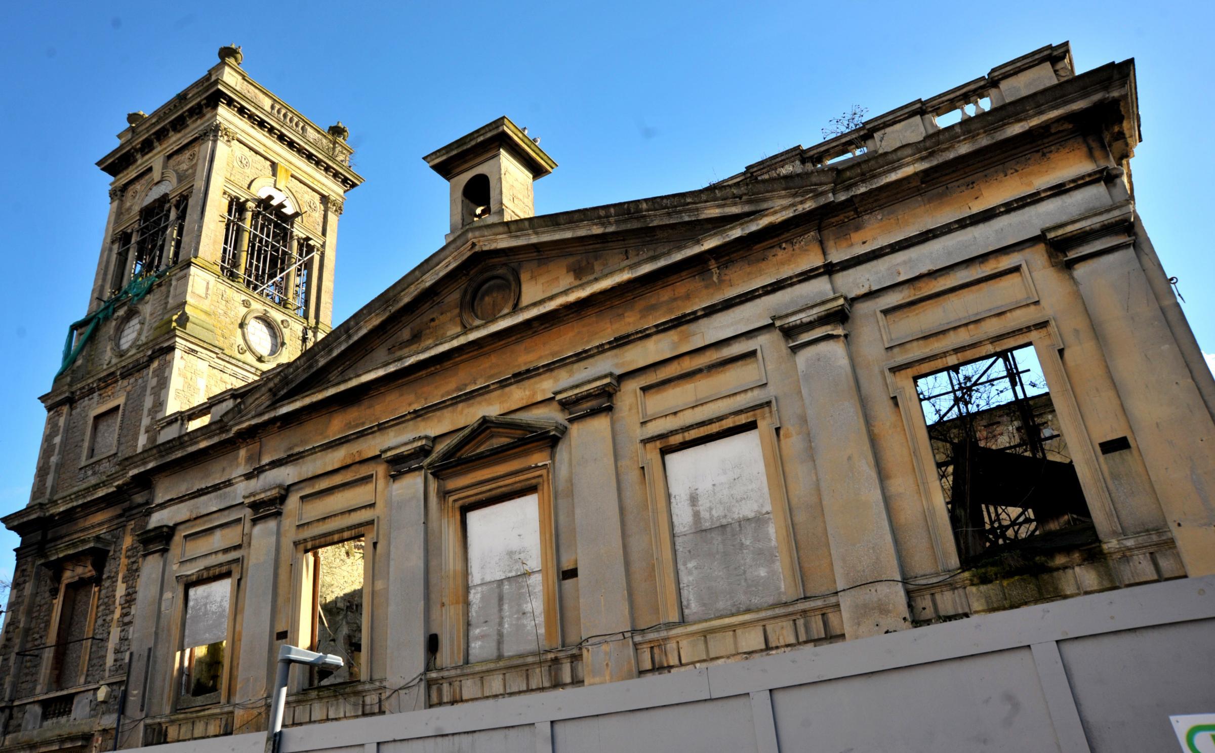 AT RISK: Swindon's Locarno on UK 'endangered' list