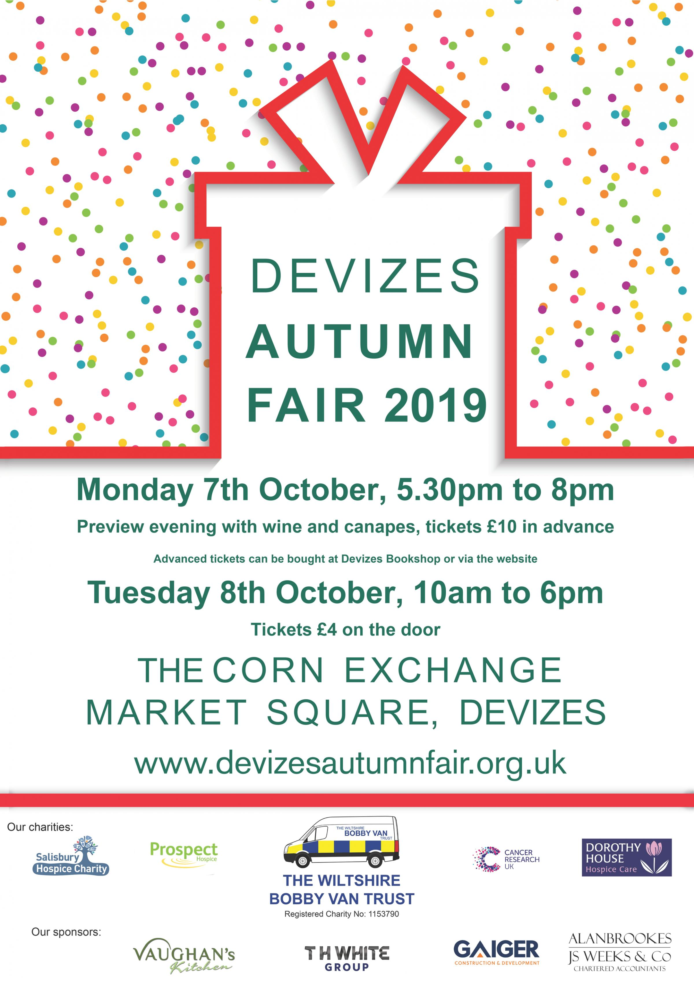 Devizes Autumn Fair