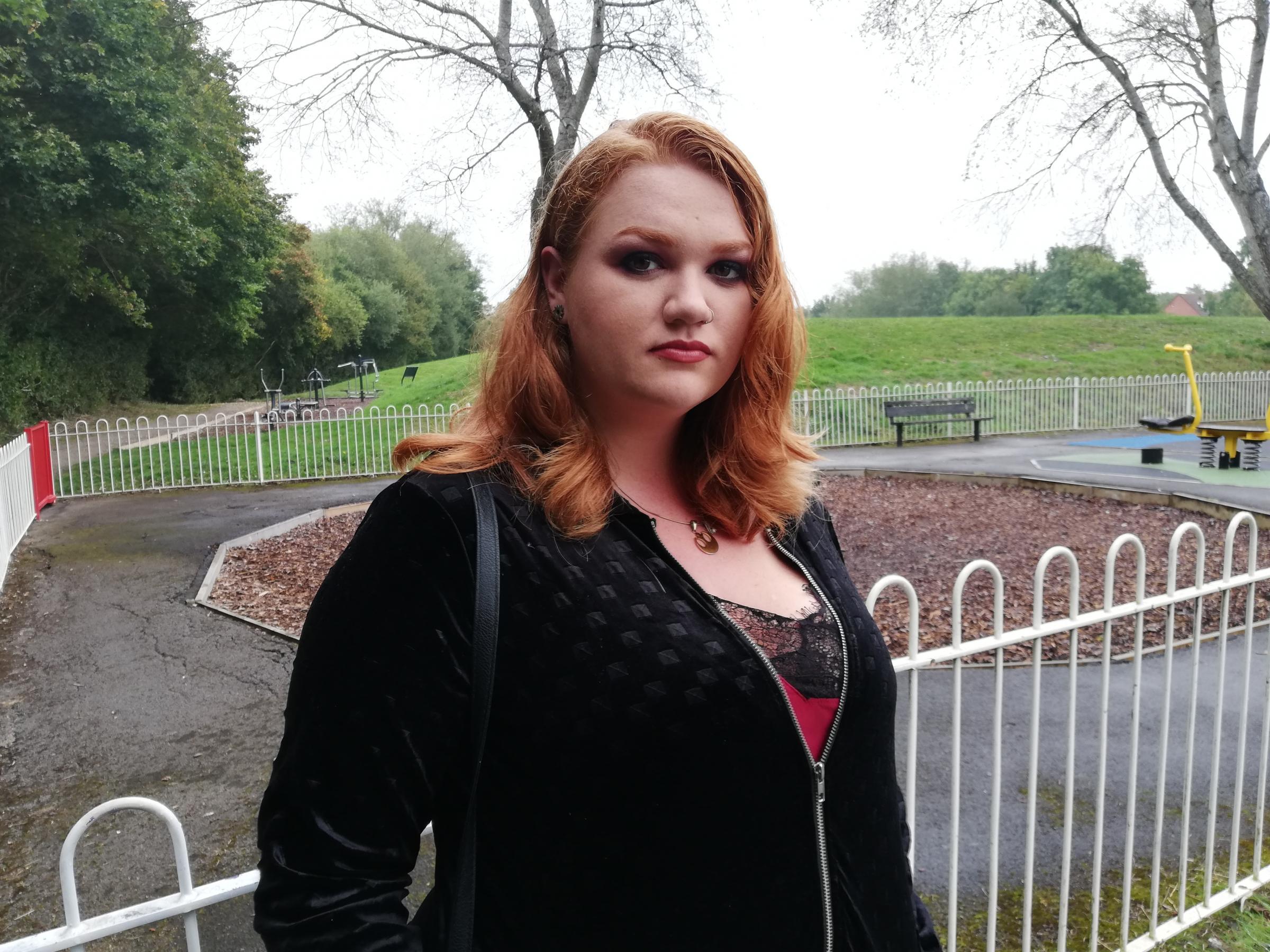 Woman body shamed as boys chant 'porky' in Middleleaze Park
