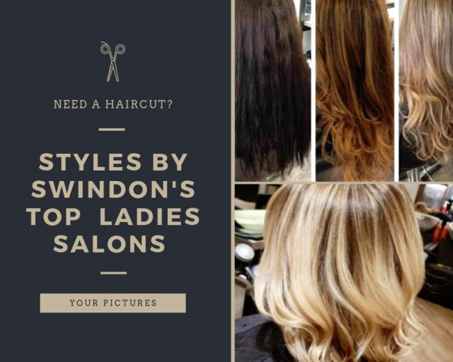 Swindon's best ladies hairdressers - your examples from town's top stylists