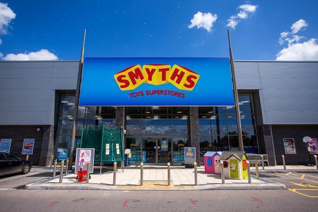 uk availability 732dd 06e6b Smyths toy store for Swindon's Greenbridge Retail Park ...