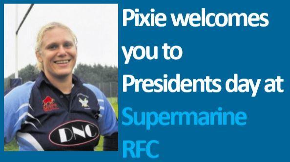 Presidents day celebrations at Swindon Supermarine tomorrow
