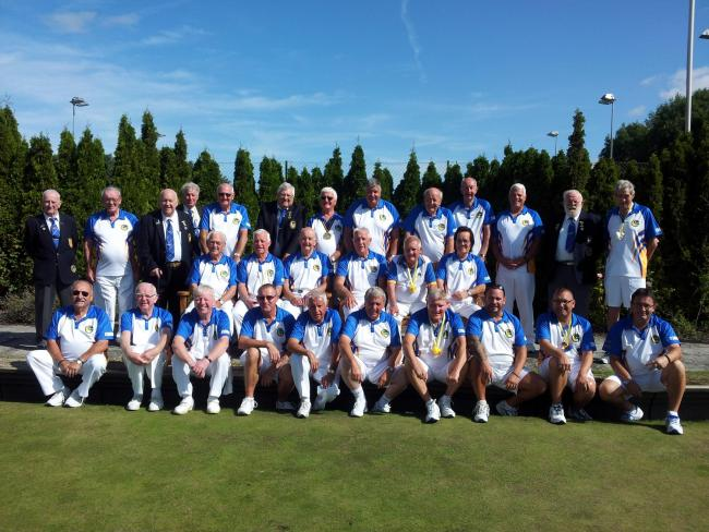 BOWLS: Clubs well represented in Wiltshire men's autumn tour