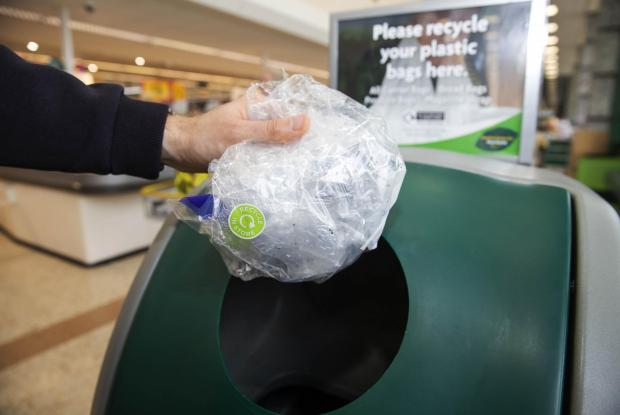 Swindon Advertiser: The scheme makes it clear if the packaging can be recycled at home or at store