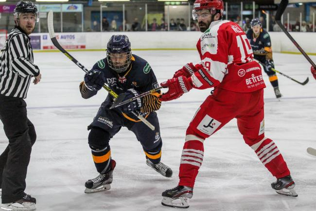 Swindon Wildcats 9 Raiders 6; Saturday, September 21, 2019; Aaron Nell; PICTURE: KAT MEDCROFT