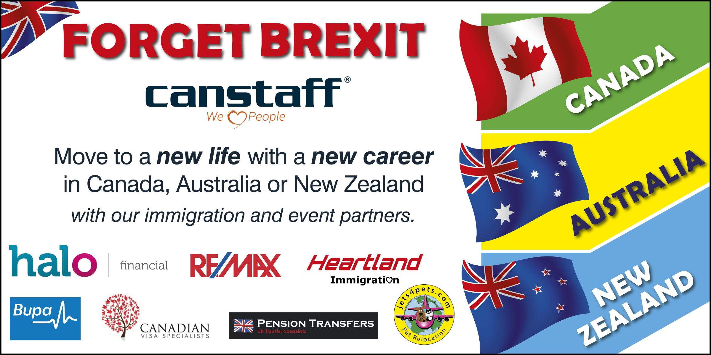 Forget Brexit