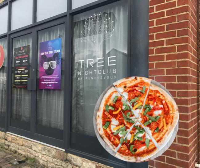 Grab a slice at Tree each month